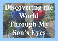 Discovering The World Through My Son's Eyes