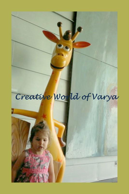 Silent Monday Giraffe1