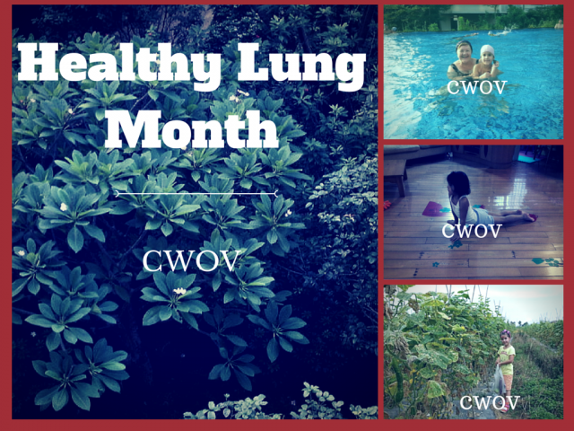 Health Lung MonTH