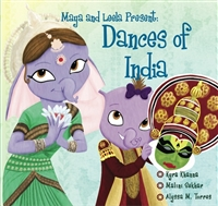 Maya and Leela book cover