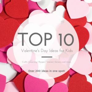 Valentine's lists
