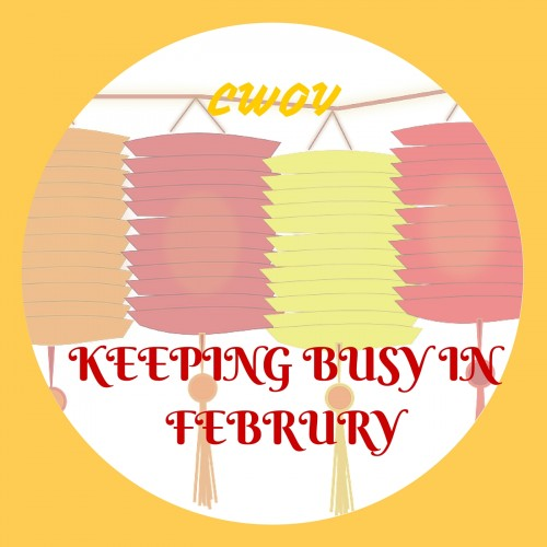 Keeping Busy in February
