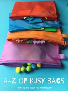 a-z busy bags