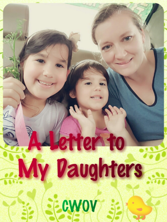 A Letter to My Multicultural Daughters