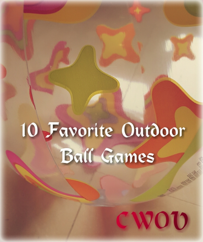 10 Favorite Outdoor Ball Games